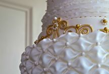 wedding cake / by betty moulding