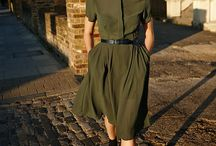 Army Green / by Danielle Gray