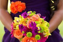 Bridesmaid Bouquets / Bridesmaid Bouquet Idea's / by Karolynn McMurray