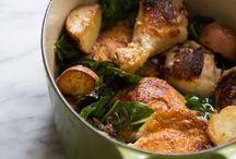 cook   chicken / by Julie