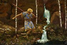Norse Mythology Movies / To watch movies, TV shows & music videos based on Norse myth, subscribe (free) to NorseTube, The Norse Mythology Channel - youtube.com/user/NorseTube / by Norse Mythology