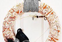 fall crafts / by Marissa {RowdyRunts.Etsy.com}