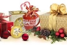 Holiday Gift Guide / Celebrate the Joy of Giving with our Unique and Inspirational Holiday Gifts / by Choose Hope