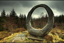 Outdoor Art-chitecture / by Linda Chumbley