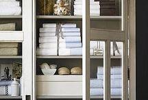 Lovely Linens For The Home! / by Merisa Eavenson