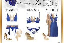 Boudoir Wardrobe Inspiration / by Kenda McNeil