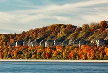Top Places for Photos / This board shows the great places in the Alton, Grafton, Godfrey region to take photos of the natural beauty of the confluence of three rivers (Mississippi, Missouri and Illinois).  / by Visit Alton