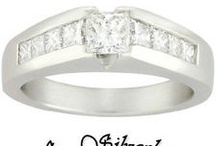Engagement Rings We Love / The engagement ring is where the wedding process begins...these are some rings that we love!!! / by Silverberg Jewelers