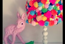 Addicted to Pompons!! / by Allison Alford