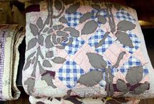 Alabama Chanin Quilts / by Jessica Hill