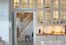 Home Spaces & Decor / by Tiffany Cappadona Kelly