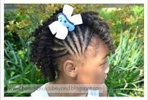 Kids Hair / by Adreinne Witherspoon