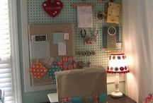 Peg board / by Stacey Erwell