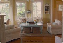 Living Room - Salotto / by Torte di pannolini Betty's Heart