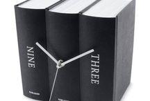 Clocks / by Zasqw Zasqw