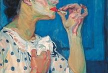 Painting 1900's / by Marie Kazalia