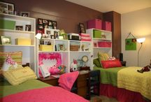 StyleBlueprint Dorm Sweet Dorm / Dorm in Style! While not all of today's co-ed's have the luxury of an interior designer for their dorm room, these pins can be an inspiration for many. For fun, stylish ideas that don't break the bank, keep reading! / by StyleBlueprint