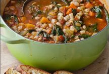 Soups / by Julie Bonner {MomFabulous}