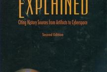Genealogy Reads / Recommended books about genealogy. / by NextGen Genealogy Network