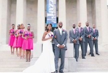 The Bridal Party / by Lisa Cowan
