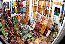 Extreme Sports / Skateboarding, BMX, FMX, Snowboarding, etc / by Liz Samuelson