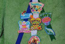 Girl Scouts - Ceremonies / by Shari Conrad