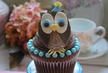 cupcake ideas / by LINDA JONES