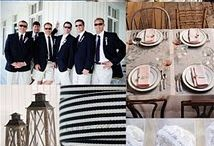 Nautical Wedding Theme / by Tupper Manor