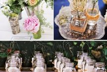 Wedding decorations / by Mireille Arsenault