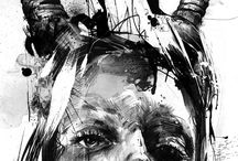 Ilustracion / by Carlos Sahi
