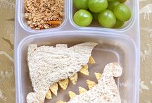 Packing Kids Lunches~ / by Shanda Fitte @ My Intentional Play