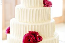 Wedding Cakes / Wedding cake ideas for every type of wedding. Find different color themes, shapes and themes for your wedding cake! / by Bridesign Wedding Flowers