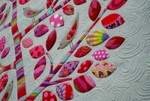 Free Motion Quilting Designs / by Jenna Hyde