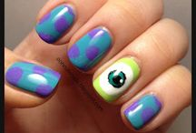 Disney Nails / by Melissa Jo Cady
