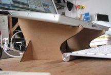 Cardboard Ideas / Only creative cardboard creations ! / by Recyclart