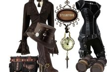 ... punk / Steampunk and Clockpunk Awesomeness / by Mariana Wagner