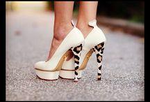 Shoes / by Rachel Eastman