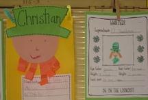 St Patrick's Day activities / by Glenda Valencia