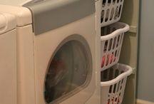 Laundry  & Laundry Room Ideas / by Deborah
