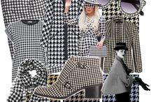 Love Houndstooth / by Mary !