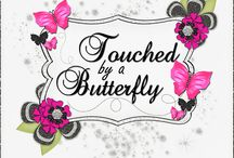Touched By A Butterfly @ Daisies & Dimples / by Daisies and Dimples Shop