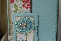 Handmade cards / by Joanna Alvarado- Humes