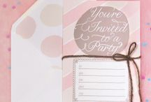 invitaciones / by Merbo Events