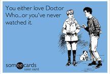 Doctor Who / by Joshua Buettgenbach