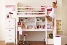 Kid's Rooms & Stuff / by Nicola Hayward