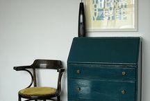 Le Living Room / by Heidi Chandler