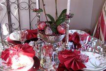 Christmas  decor / by Jennifer Cordio
