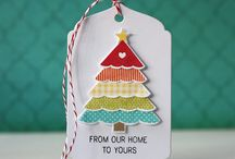 Gift tags  / by Terri Moore