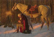 American History / by Carla Bennett