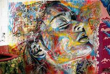 graffiti ART  / by Katie Bensen